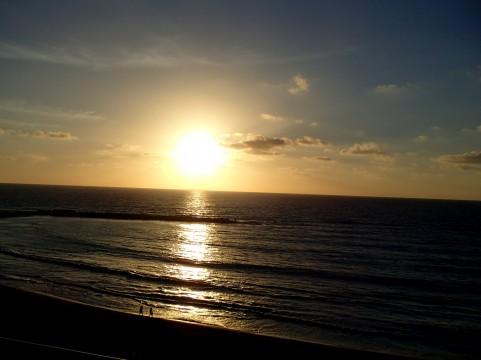 初日の出 海岸